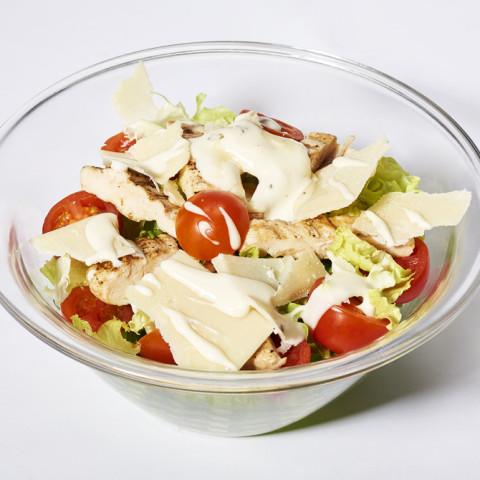 Chicken Caesar Salad | GREASE AMERICAN GRILL