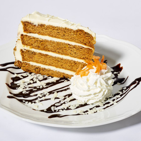 Carrot Cake | GREASE AMERICAN GRILL