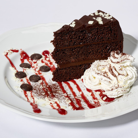 Chocolate Cake | GREASE AMERICAN GRILL
