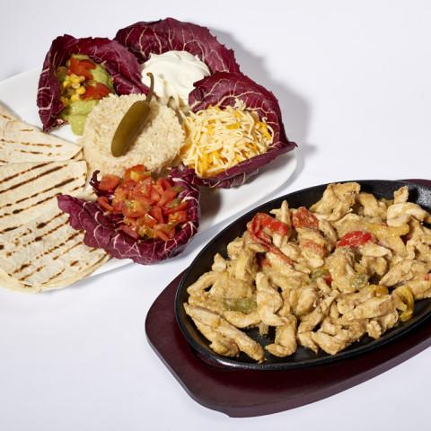 Fajitas di pollo | GREASE AMERICAN GRILL
