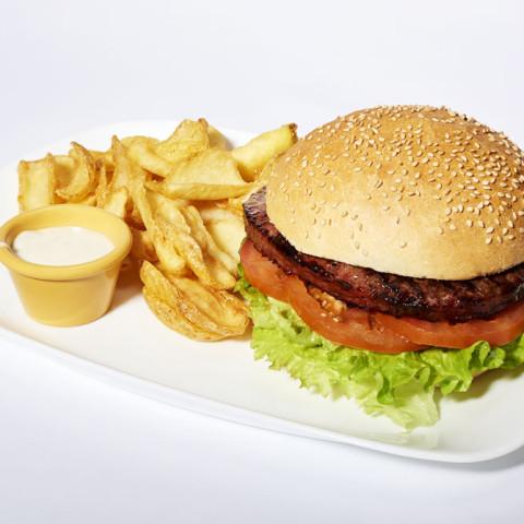 Hamburger   GREASE AMERICAN GRILL