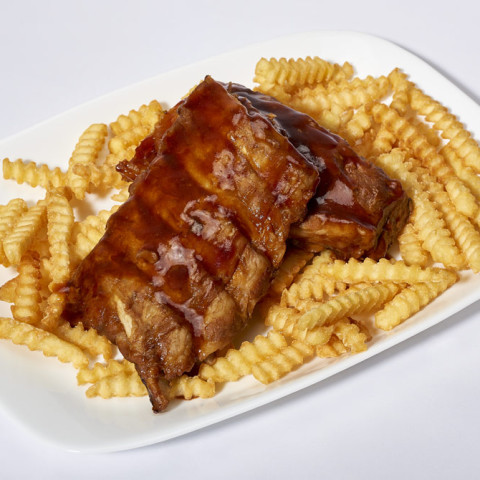 Hot Ribs | GREASE AMERICAN GRILL