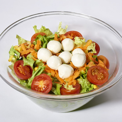 Italia Soul Salad   GREASE AMERICAN GRILL