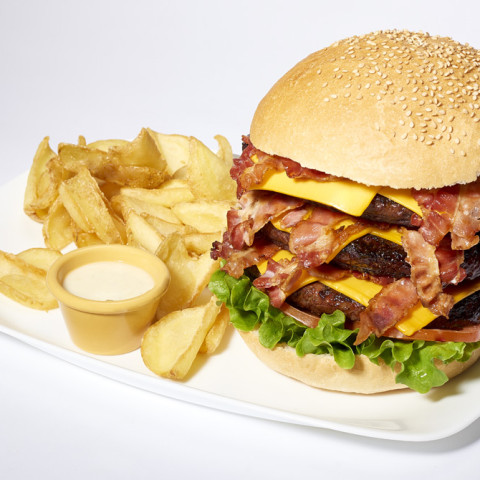 Maxi Grease Burger | GREASE AMERICAN GRILL