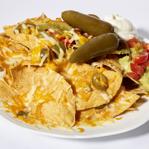 Mexican Nachos | GREASE AMERICAN GRILL