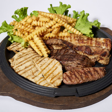 Mix Grill | GRAESE AMERICAN GRILL