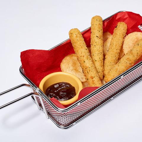 Mozzarella Stick   GREASE AMERICAN GRILL
