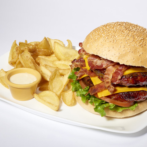 Mustang Burger | GREASE AMERICAN GRILL
