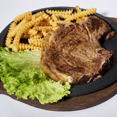 New York Strip | GREASE AMERICAN GRILL