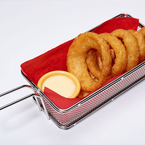 Beer Battered Onion Rings | GREASE AMERICAN GRILL